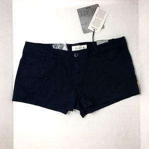 JALATE - Navy Blue Summer Shorts